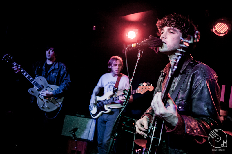 Younghusband at The Sunflower Lounge in Birmingham