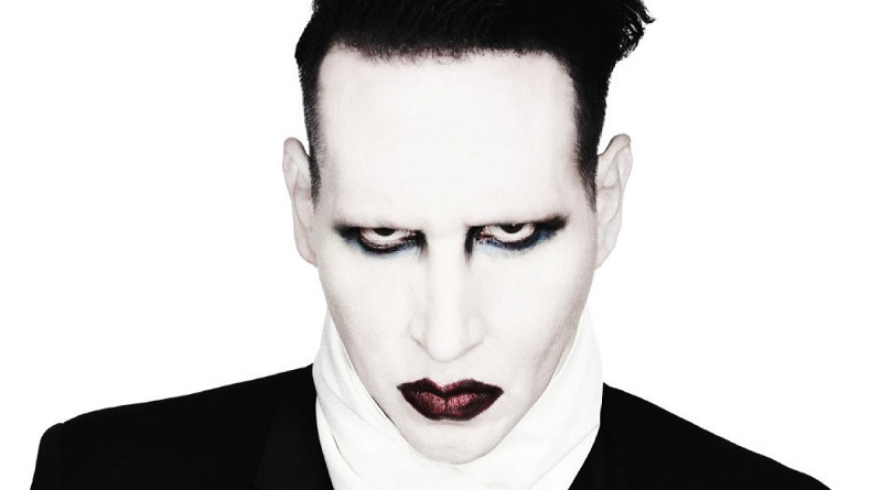 Marilyn Manson at the Civic Hall in Wolverhampton