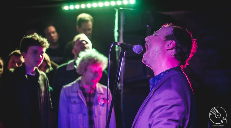 Protomartyr at The Rainbow in Birmingham