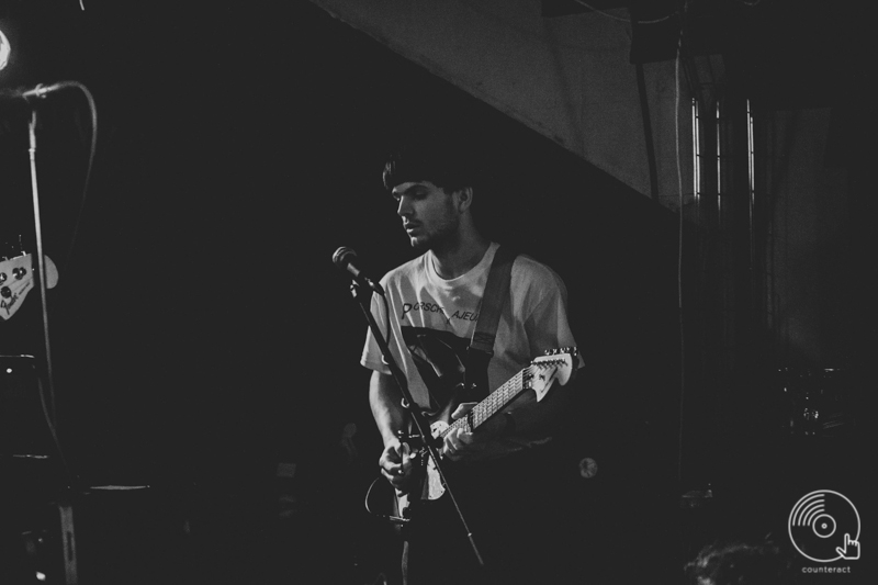 The Black Tambourines at The Sunflower Lounge in Birmingham