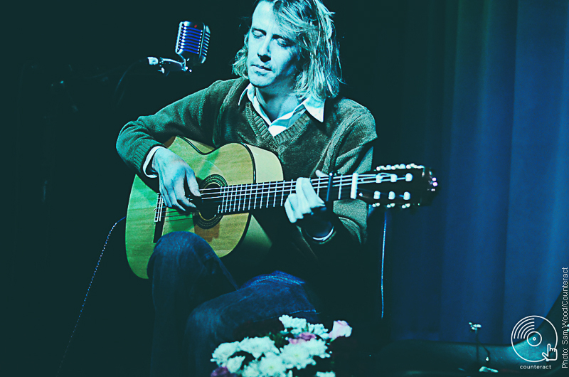 Christopher Owens live at the Hare & Hounds in Birmingham