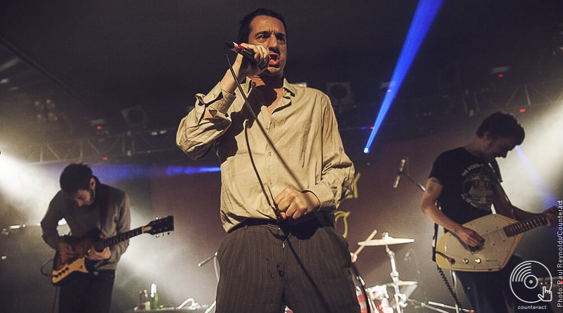 review fat white family bring chaos and attitute to birmingham 39 s o2 institute. Black Bedroom Furniture Sets. Home Design Ideas