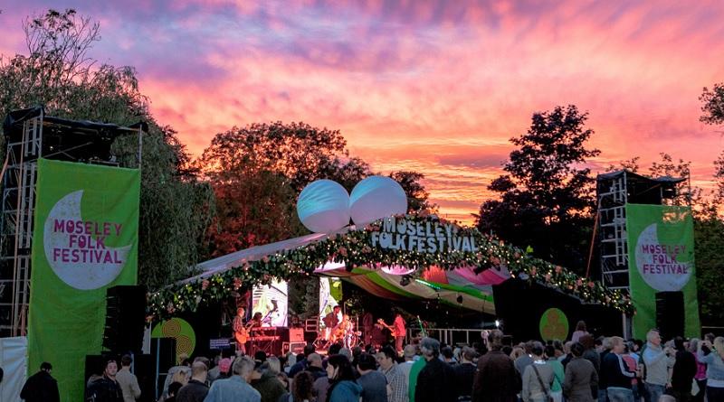 Moseley Folk Festival, Birmingham