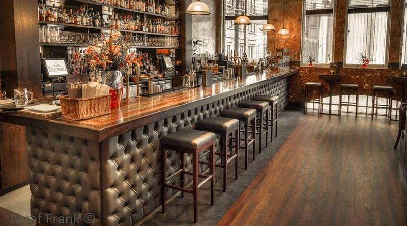 The Bureau Bar in Birmingham