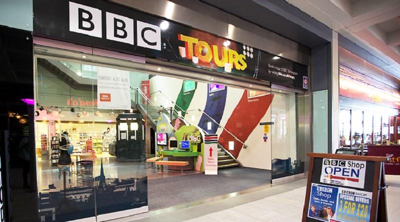 BBC at the Mailbox