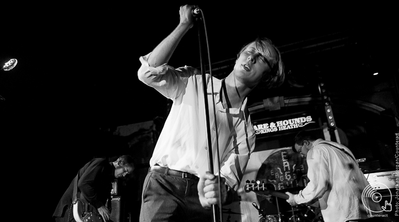 Eagulls at the Hare & Hounds in Birmingham