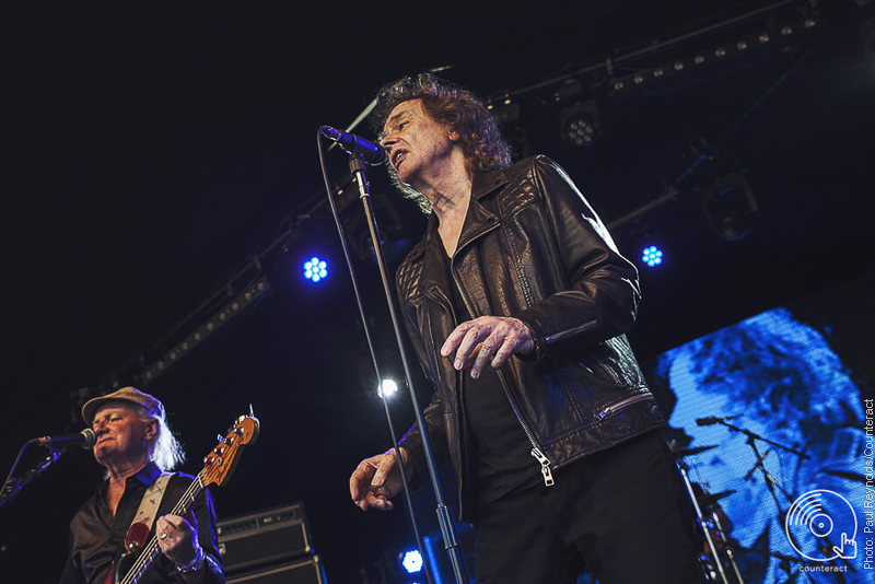 The Zombies at Lunar Festival 2016