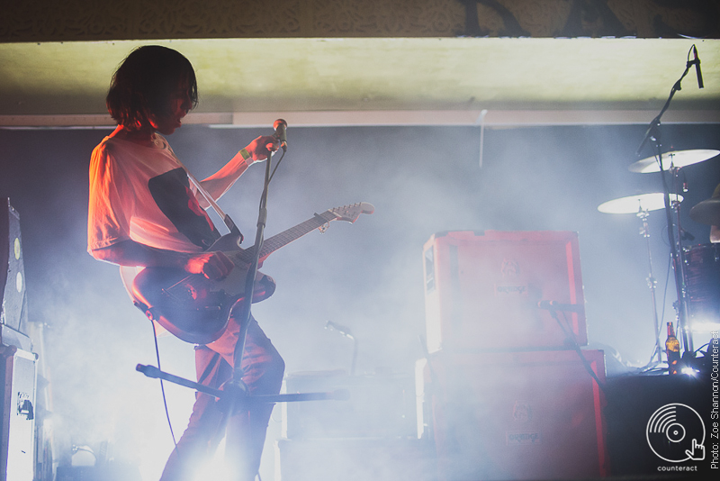 The Cribs at Coventry Kasbah
