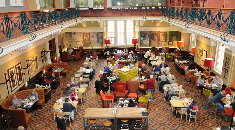 Edwardian Tea Rooms, Birmingham