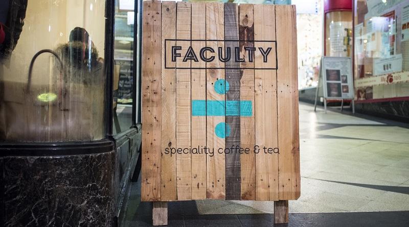 Faculty Coffee, Birmingham