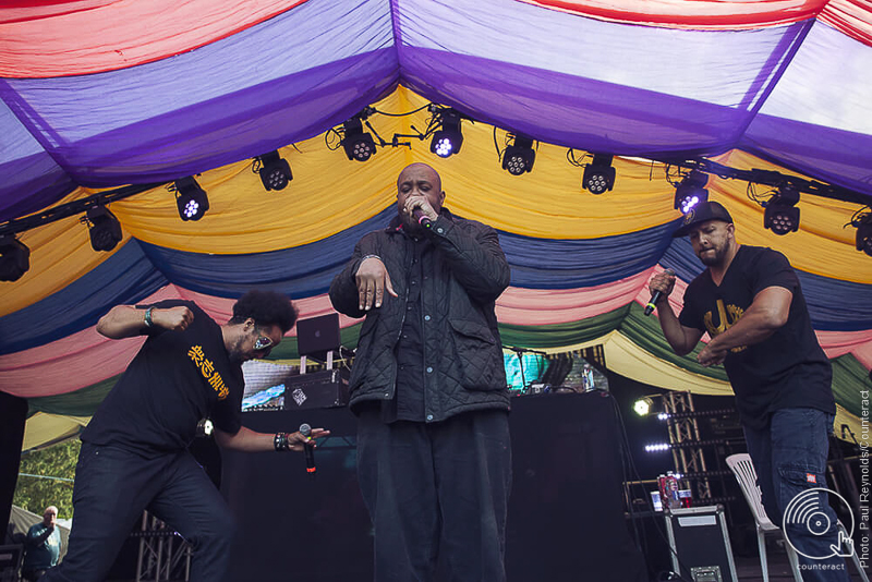 Blackalicious - Mostly Jazz Festival 2016
