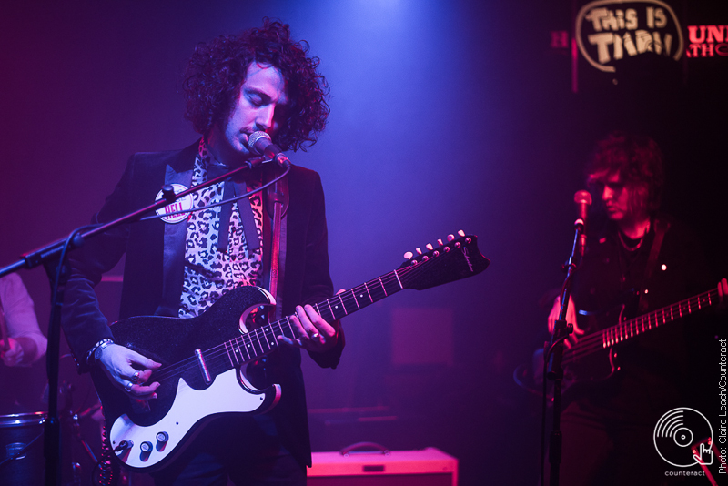 The Hungry Ghosts | Hare & Hounds, Birmingham