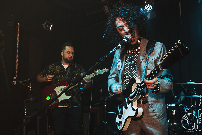 The Hungry Ghosts at Hare & Hounds