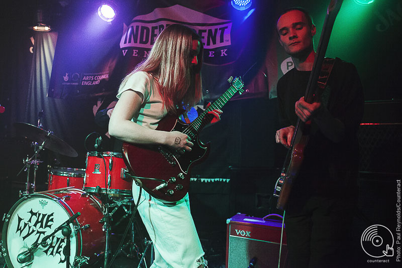 Thyla, Sunflower Lounge, Birmingham