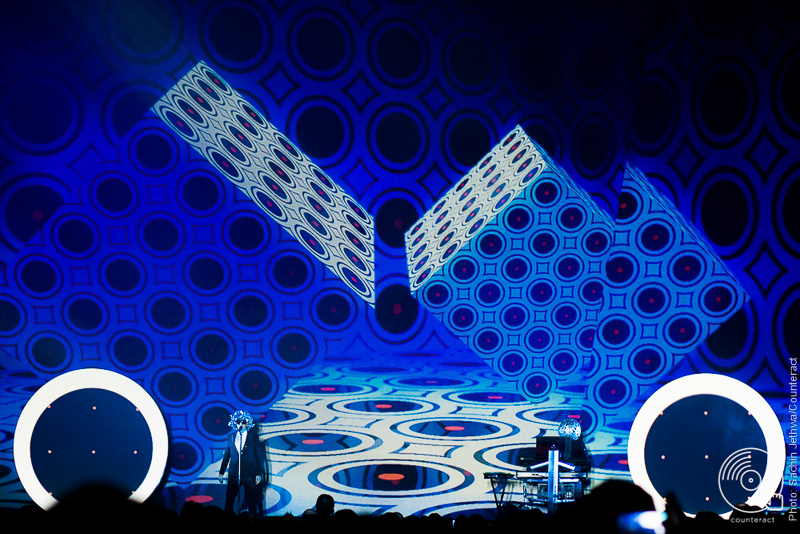 Pet Shop Boys at Barclaycard Arena Birmingham