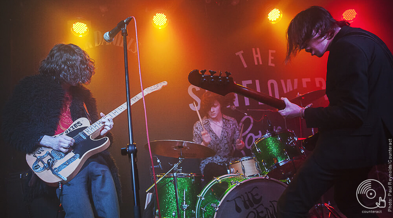 The Blinders at The Sunflower Lounge Birmingham