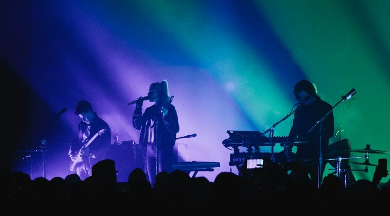 London Grammar, Birmingham Town Hall, 4th April 2017