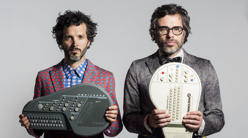 Flight of the Conchords UK Tour Birmingham 2018