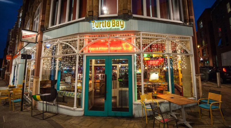 Turtle Bay, Birmingham, John Bright Street