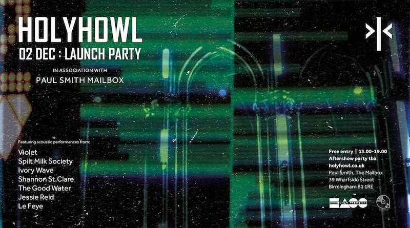 HolyHowl launch party