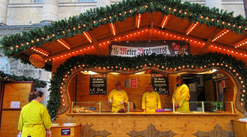 Birmingham's German Market | © Dun.can/Flickr