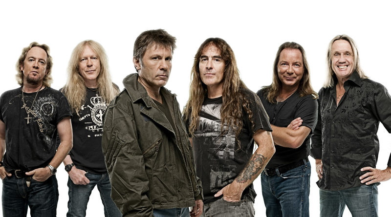 Iron Maiden 2018 tour
