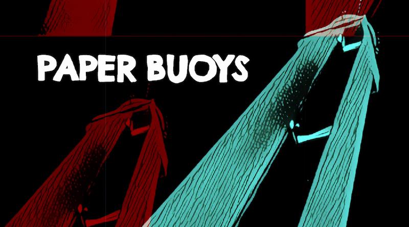 PAPER BUOYS Album cover