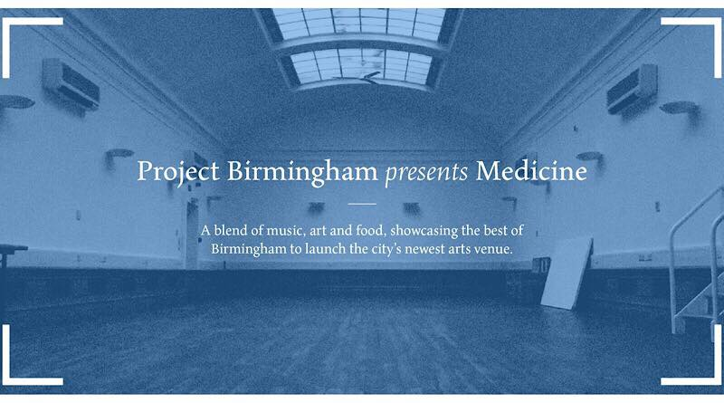 Project Birmingham March Medicine Launch