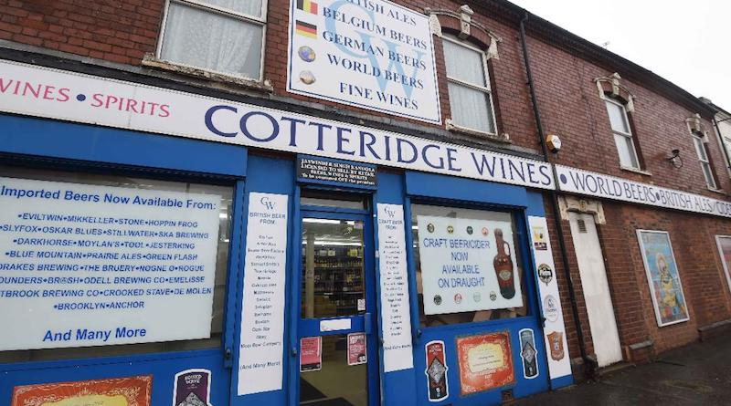 Cotteridge Wines - Birmingham - 2017