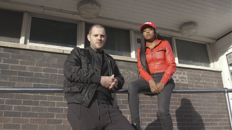 Mike Skinner, Lady Leshurr