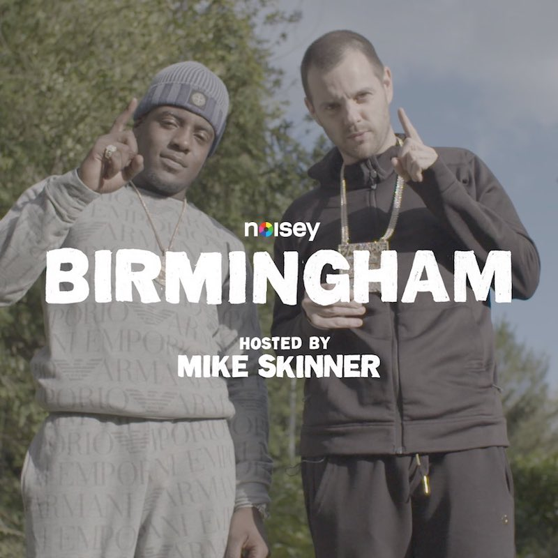 Mike Skinner with Mist