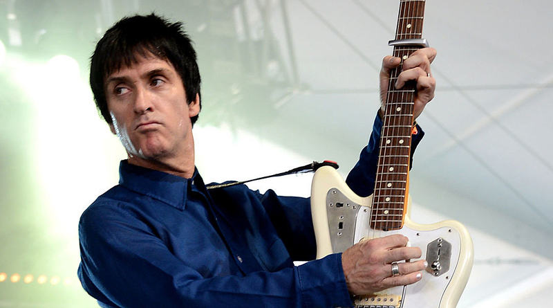 Johnny Marr Tour 2018