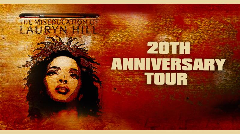 Lauryn Hill UK Tour 2018
