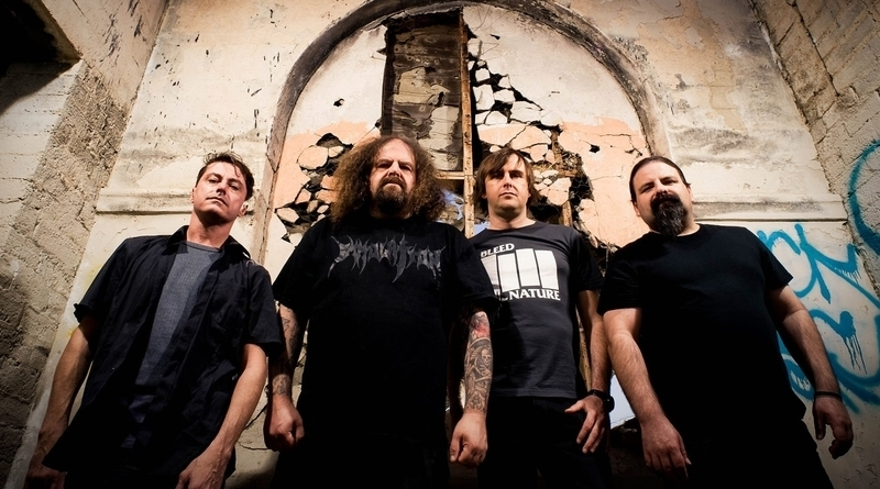 Napalm Death Tour 2018