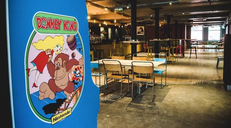 Kongs Bar Birmingham
