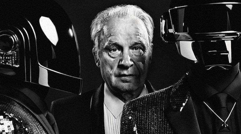 Giorgio Moroder : Daft Punk