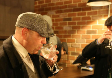 Peaky Blinders bar The Garrison