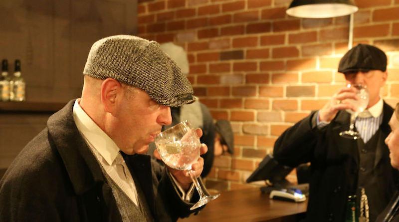 Peaky Blinders bar The Garrison