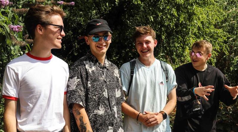 Riscas Birmingham band