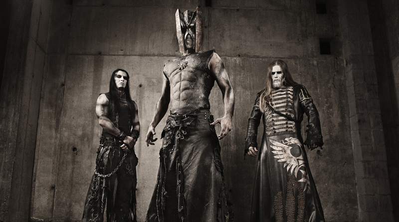 Behemoth UK Tour 2019