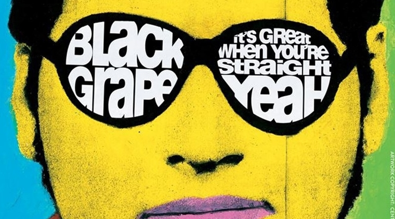 Black Grape UK Tour 2019