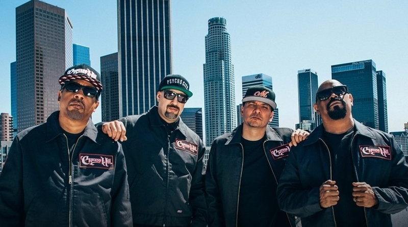 Cypress Hill UK Tour 2018