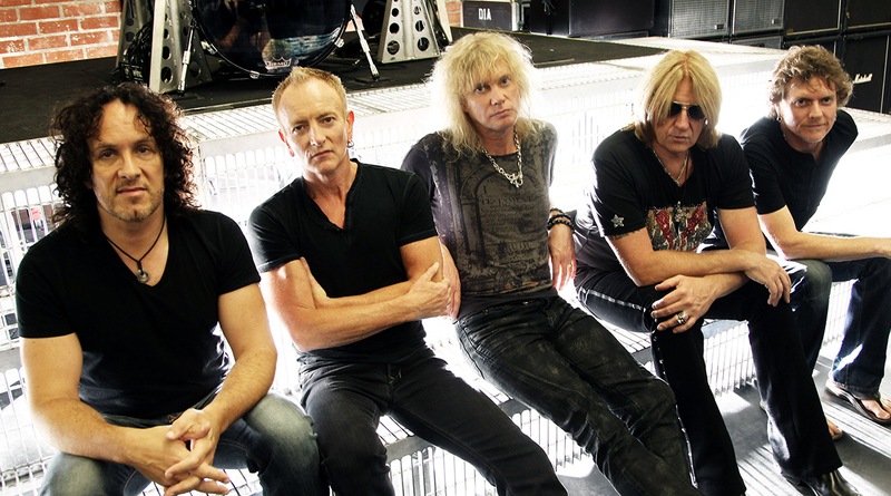 Def Leppard UK Tour 2018