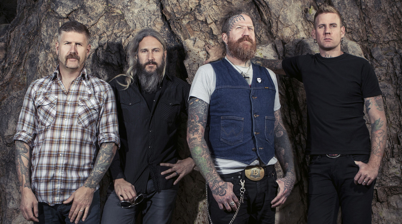 Mastodon UK Tour 2018