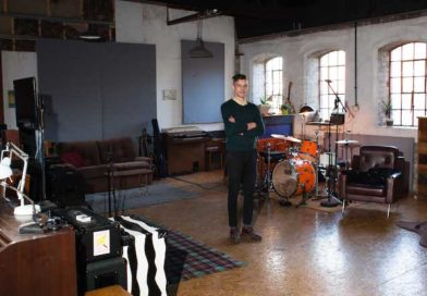 How Die Das Der are supporting a destroyed Wolverhampton recording studio