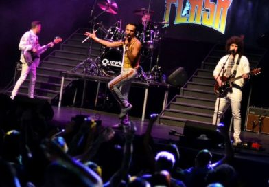 Flash Queen Tribute