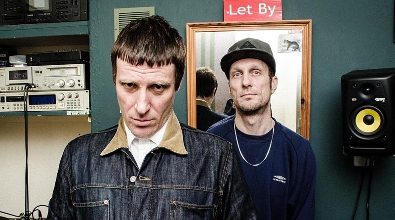 Sleaford Mods UK Tour 2019