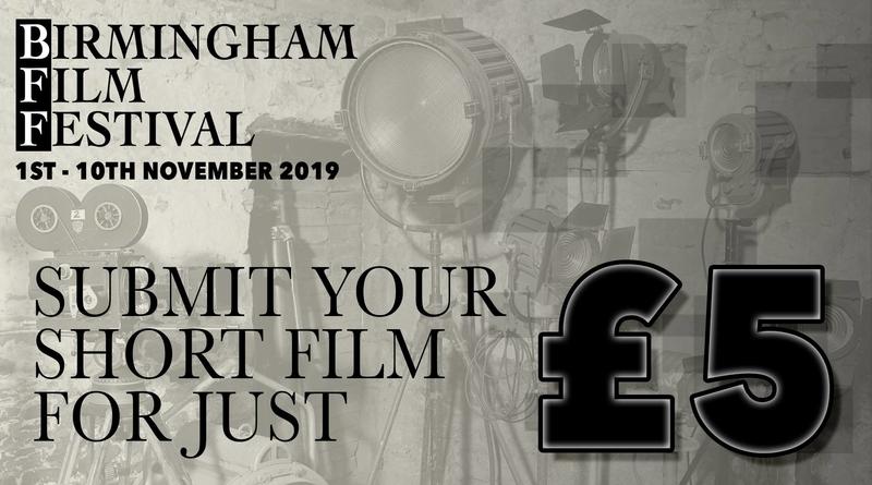 Birmingham Film Festival Header