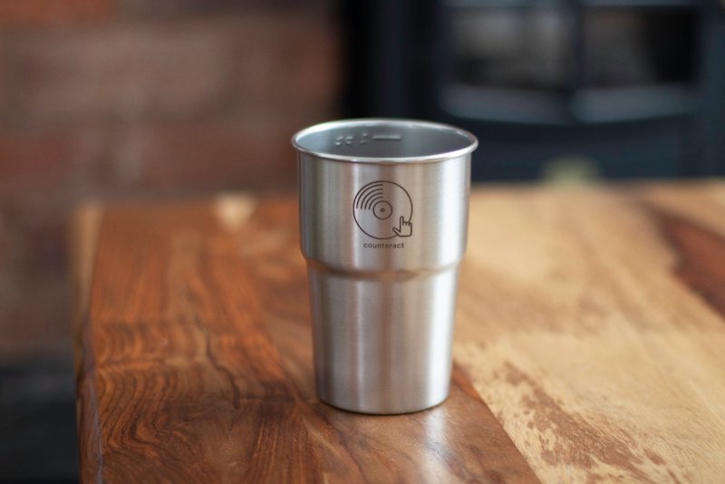 Counteract Steel Cup