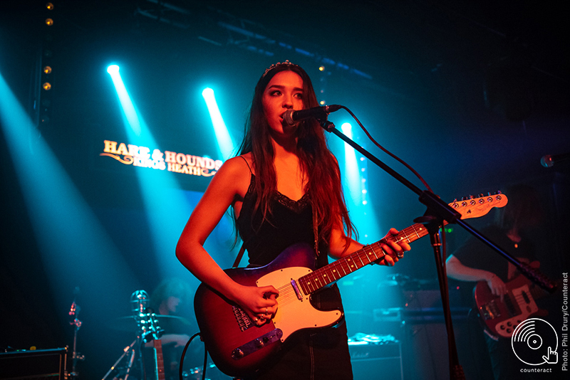 The_Mysterines_Hare_And_Hounds_Birmingham_1